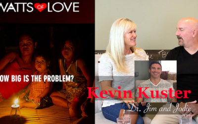 Interview with Kevin Kuster from Watts of Love | How Big Is The Problem?
